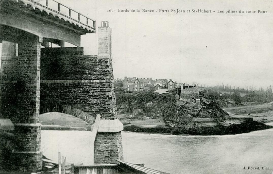 Futur pont port saint jean